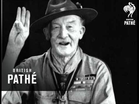 Lord Baden Powell (1931) - YouTube