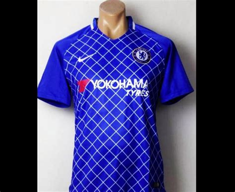 Chelsea kits leaked: Are these the strips for the 201718