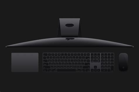 Hey Apple, where's our regular space gray Magic Keyboard