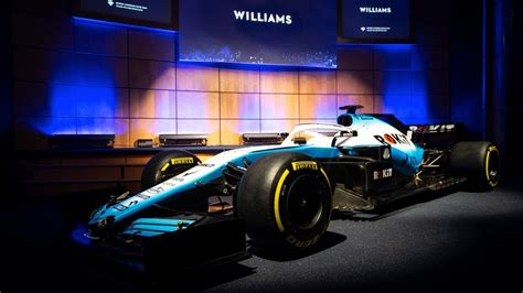 Williams' 2019 livery: All the angles of the F1 team's new