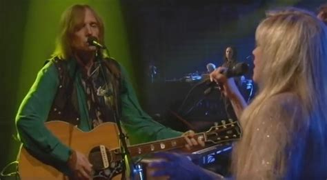 With These Vocals, Stevie Nicks Steals Tom Petty Fans
