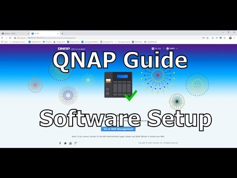 QNAP TS-269L Turbo NAS Unboxing and Initial Setup - Review