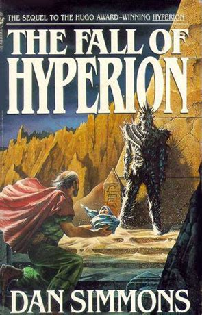 The Fall of Hyperion, a book by Dan Simmons | Book review