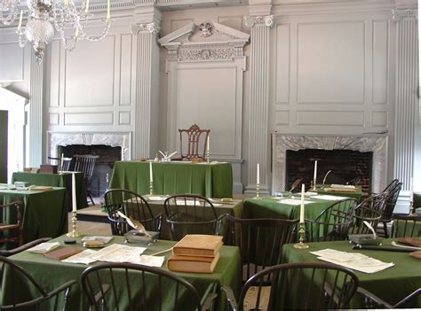 Assembly Room, Independence Hall | Independence Hall