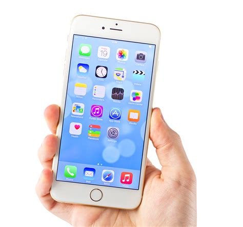 White Apple iPhone 6 PNG Image - PurePNG | Free