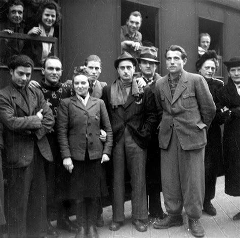 Jewish Refugees and the Bricha   The Return to Life   The