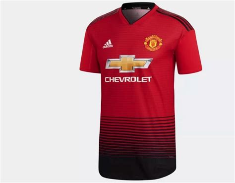 Every 2018/19 Premier League home kit rated and ranked