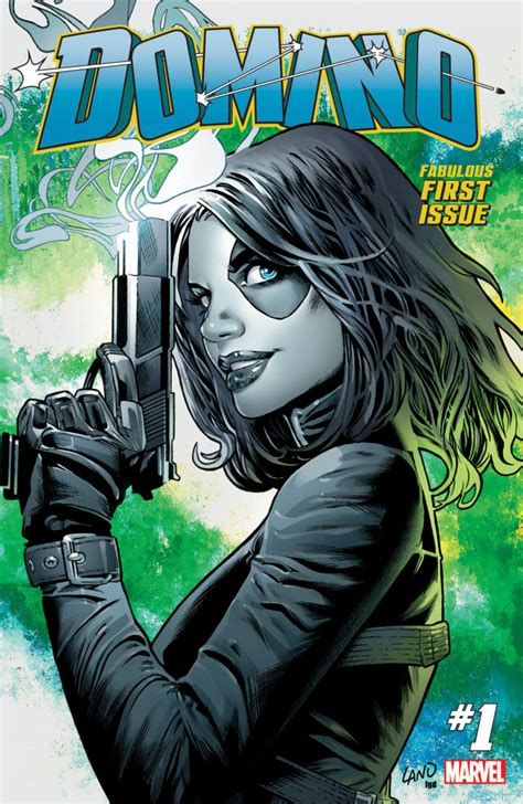 Marvel Rolls Out Domino Comic By Fan Favorite Writer - IGN