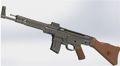 New, Modernized StG 44 to Arrive This Fall from Georgia