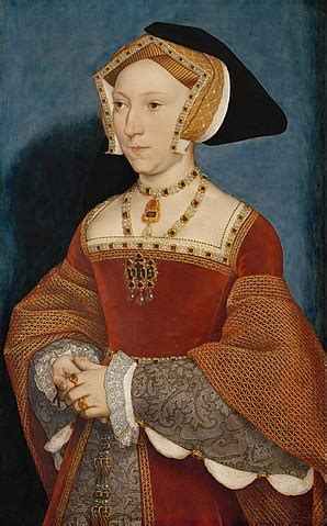 File:Hans Holbein the Younger - Jane Seymour, Queen of