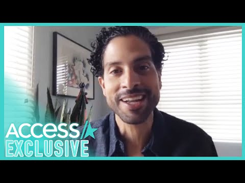 American Actor, Adam Rodriguez Is The First Husband Of