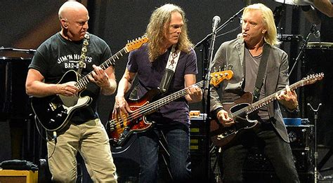 Flashback: The Eagles Reunite With Founding Guitarist