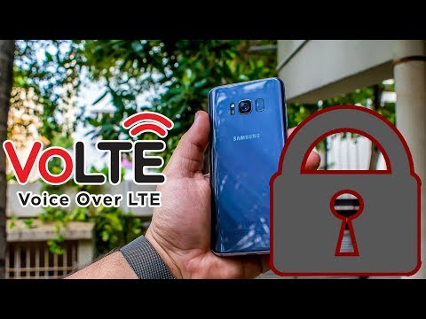 Samsung Galaxy S9 & S9+ VoLTE enabled on unlocked Cricket