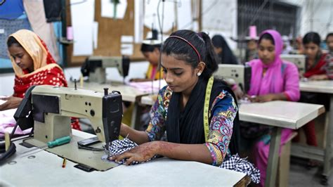 Helping stitch together a sustainable garment industry in