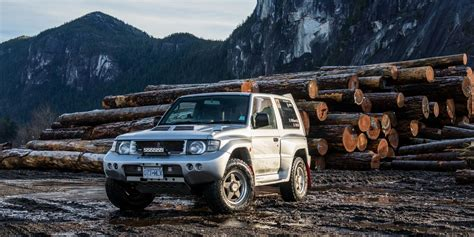 The Pajero Evolution Is Proof Mitsubishi Can Build an