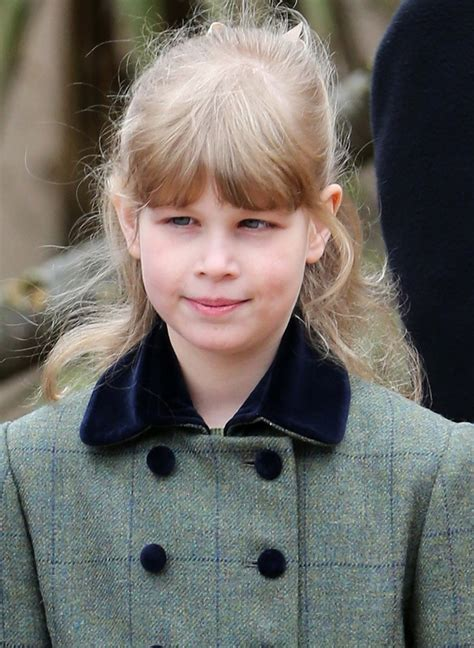 Lady Louise Windsor in Lady Louise Windsor leaves the