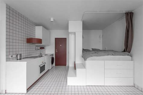 Small apartments show how to live cozy in 270 square feet