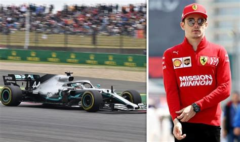 Charles Leclerc admits he's worried about Lewis Hamilton