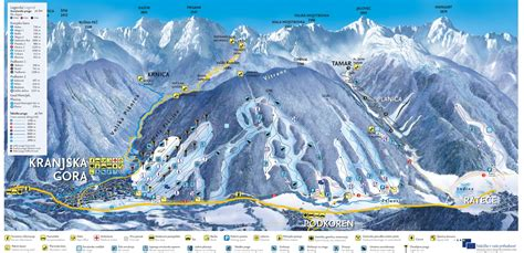 Ski Resorts in Slovenia - Your ultimate guide to Skiing in