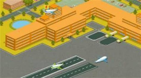 Airport Control Html5 | Online hra zdarma | Superhry