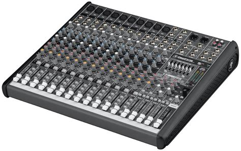Mackie ProFX16 Professional 16-Channel Compact Mixer with