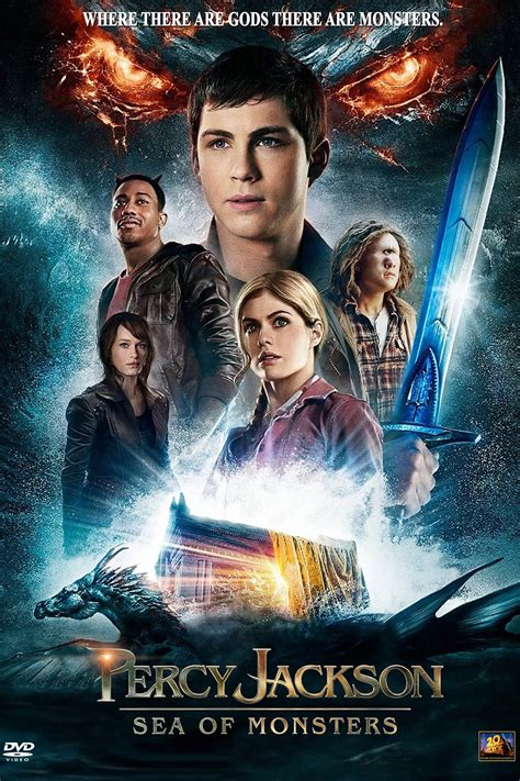 Percy Jackson: Sea of Monsters DVD Release Date | Redbox